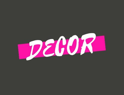 Decorazioni per la casa / Home decoration