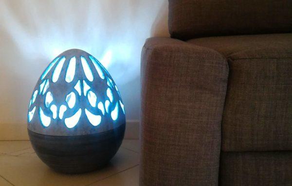 Lampade traforate / Perforated lamp