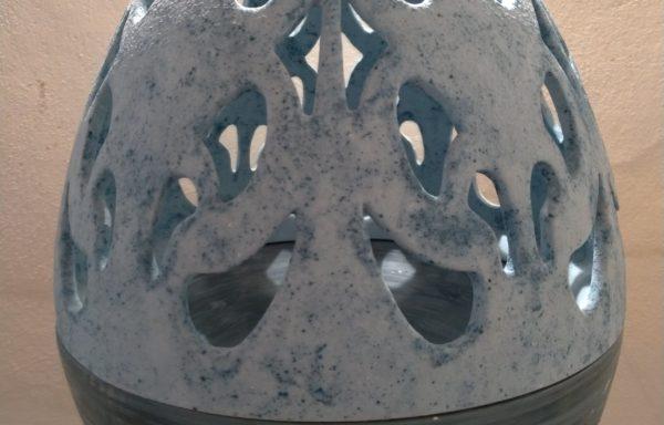 Lampada sagrada/ Sagrada lamp
