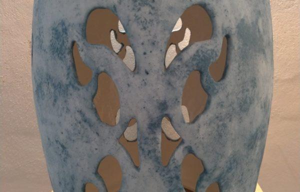 """Sgabello in ceramica """"sagrada"""" / Ceramic stool """"Sagrada"""""""