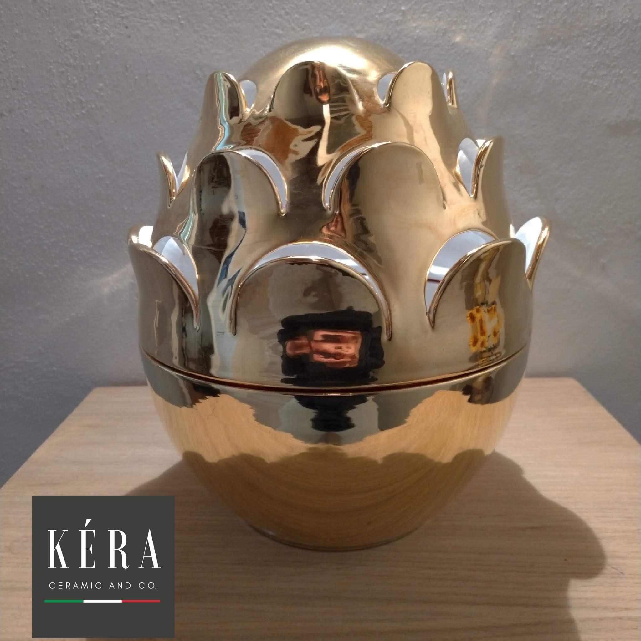 Lampada shiny / Shiny lamp – luxury edition